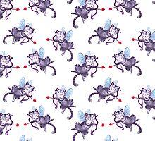 Kittens by vasylissa