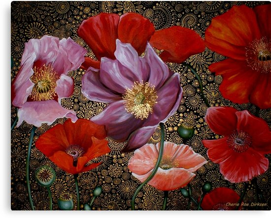 The Poppy Collective by Cherie Roe Dirksen