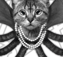 Cthulhu Cat Sticker