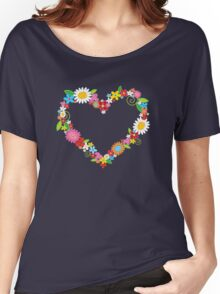 Spring Flowers Power Women's Relaxed Fit T-Shirt