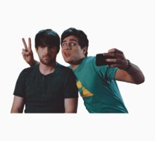 Smosh Selfie by neysalovescats