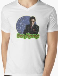 Ben Horne Mens V-Neck T-Shirt