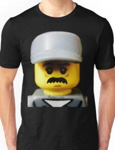 Lego Janitor minifigure Unisex T-Shirt