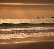 A Byron Bay Sunrise by Clare Colins