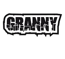 Cool Granny Logo by Style-O-Mat