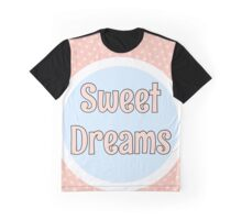 Sweet Dreams Monkey Graphic T-Shirt