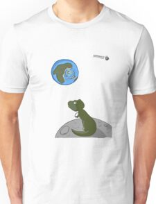 T-Rex and Portals - Oh Sad Unisex T-Shirt