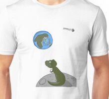 T-Rex and Portals - Oh Sad Unisex T-Shirt