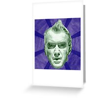 Jim Stewart - Vertigo (Dream Sequence) Greeting Card