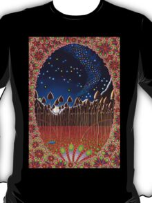 Reflecting the Vocal Chords of Gaia T-Shirt