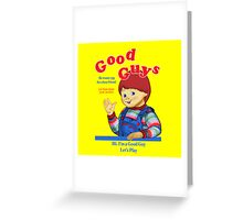 Good Guys Greeting Card