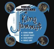Vocal Superstars Kids Tee