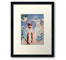 Wonder Framed Print