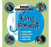 Vocal Superstars Photographic Print