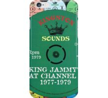 Kingston Sounds iPhone Case/Skin