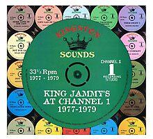 Kingston Sounds Photographic Print