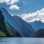 Fjords by Anastasia E