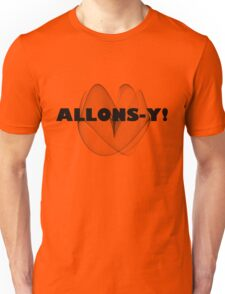 Allons-y! || Doctor Who Unisex T-Shirt