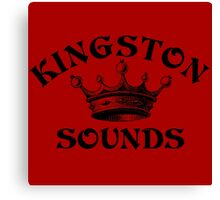 The Kingston Sounds  Canvas Print