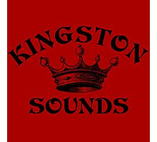 The Kingston Sounds  Photographic Print