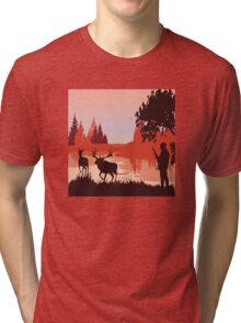 My Nature Collection No. 79 Tri-blend T-Shirt
