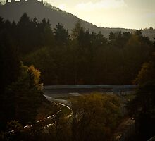 Karussell to Castle: Nürburgring by BridgeToGantry