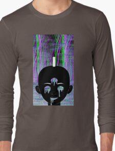 Black Kirikou Long Sleeve T-Shirt