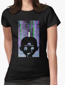 Black Kirikou Womens Fitted T-Shirt