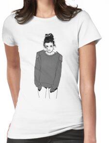 Marina and The Diamonds - Marina Lambrini Diamandis Womens Fitted T-Shirt