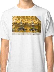 Thailand. Temple of the Emerald Buddha Classic T-Shirt