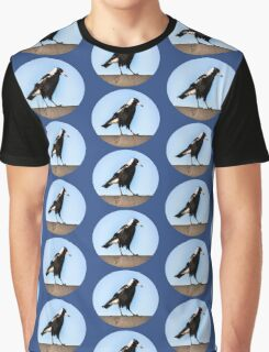 Solo Magpie Graphic T-Shirt
