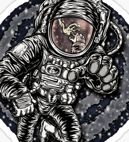 CE3 - [Close Encounters of the Third Kind] Sticker