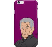 Magneto ( Sir Ian McKellen) iPhone Case/Skin