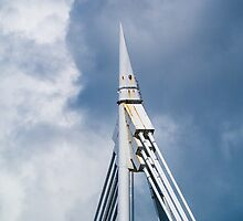Millennium Stadium, Cardiff by Jimardee