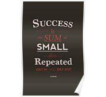 Success Quote Poster