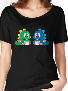 Bubble Bobble Women's Relaxed Fit T-Shirt
