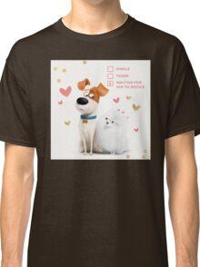 The secret life of pets Classic T-Shirt