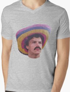 Mexican Costume Party - Lane Mens V-Neck T-Shirt
