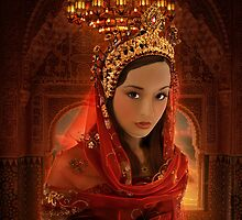 Hadassah - The Girl Who Became Queen Esther by ADamselInDesign