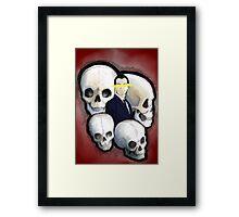 Moriarty Framed Print