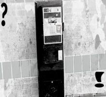 Telephone Love Sticker