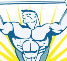 Team Sun Gym Sticker