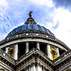 St Paul's Cathedral by Anastasia E