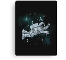 Astro - Notes Canvas Print