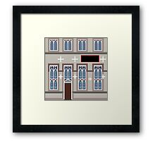 Manchester Pubs - Crown & Kettle Framed Print