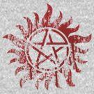 Antipossession Blood I by hunnydoll