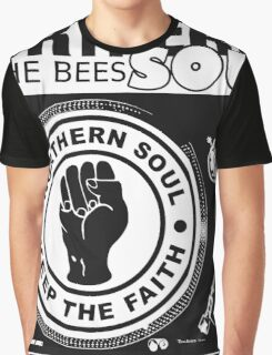 Northern Soul At The Bees Soul Graphic T-Shirt