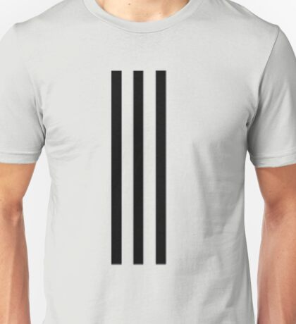 3 Strips Unisex T-Shirt