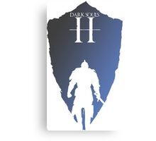 Knight Armour Shield Canvas Print