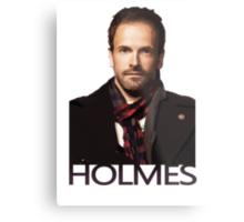 Elementary - Holmes Metal Print